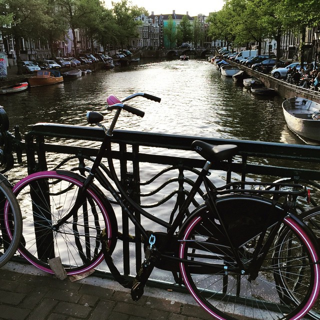 A last #latergram of Amsterdam.