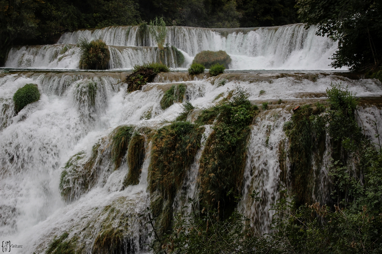 10 Waterfalls Krka