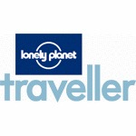 Lonely Planet Traveller - Postkarte