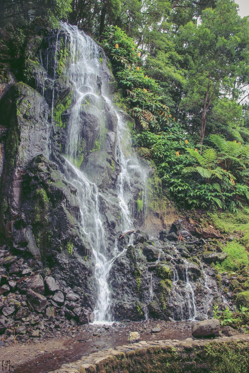 11 Caldeiroes Waterfall