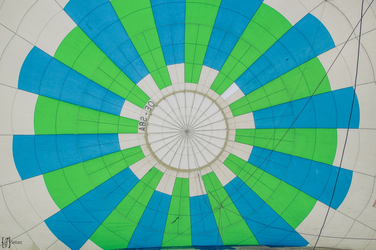 5 Inside the Balloon