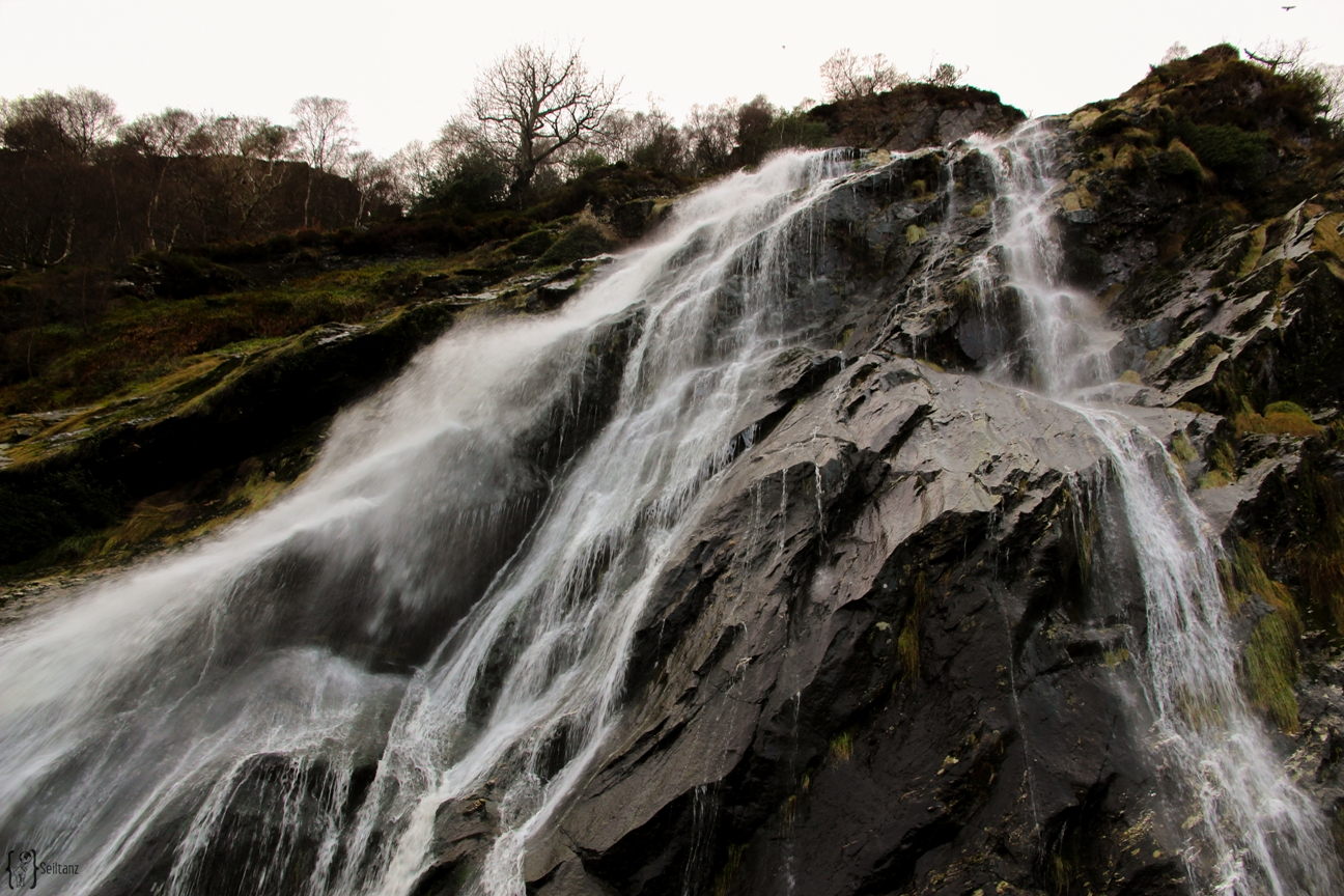 2 Powerscourt Waterfall