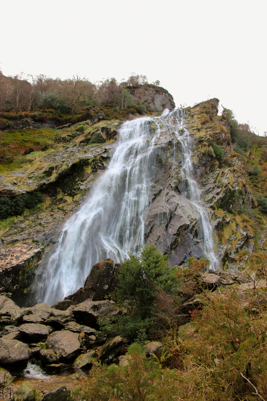 4 Powerscourt Waterfall Ireland