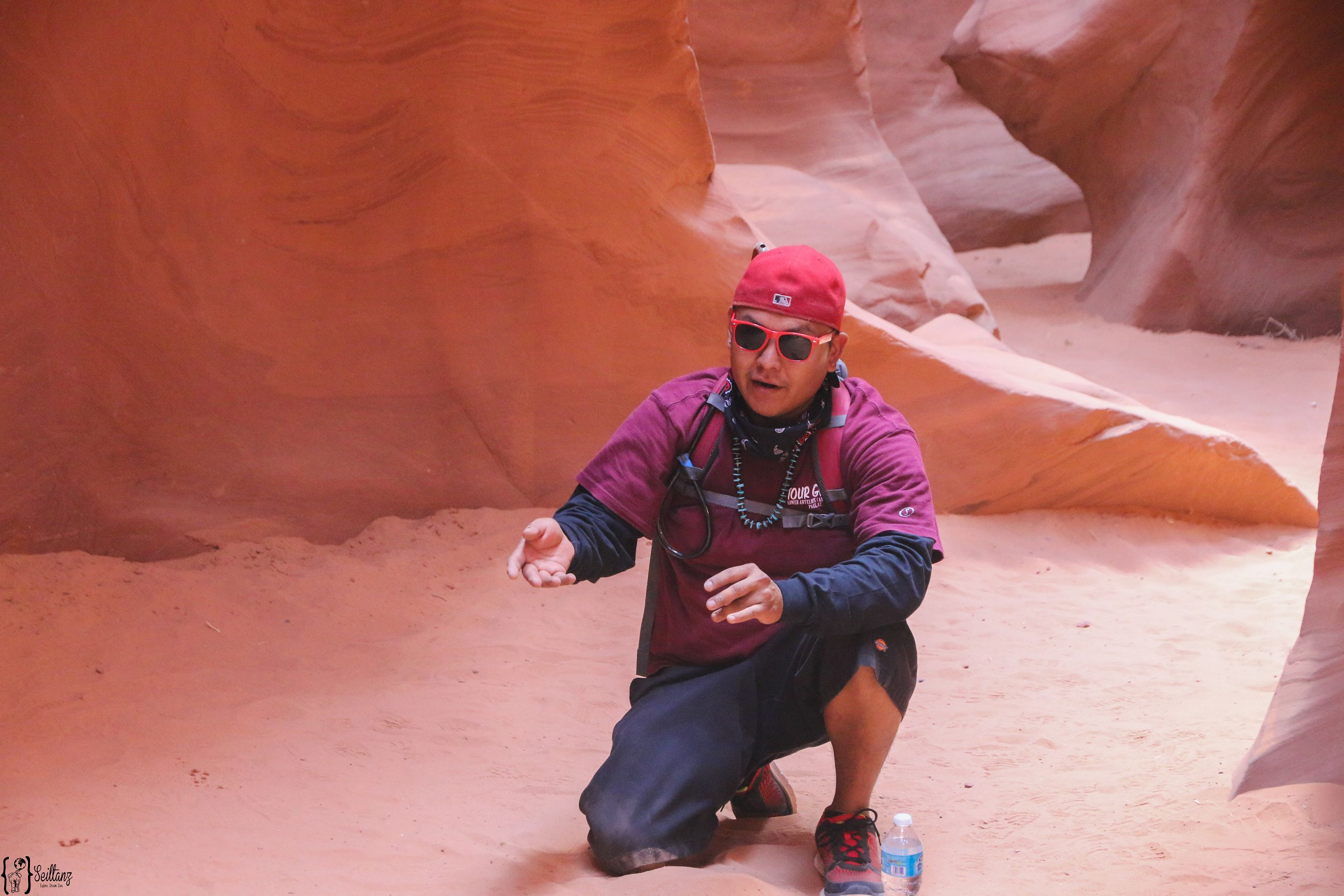 22 Guide Antelope Canyon