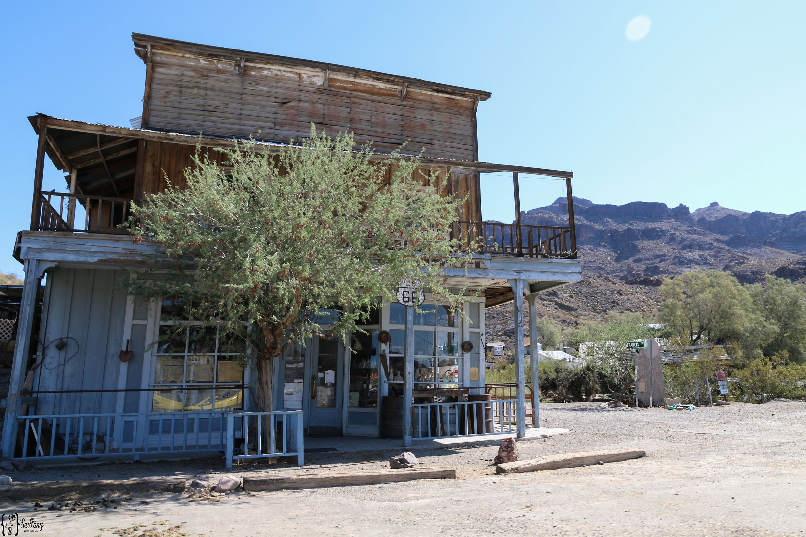 8 Oatman California