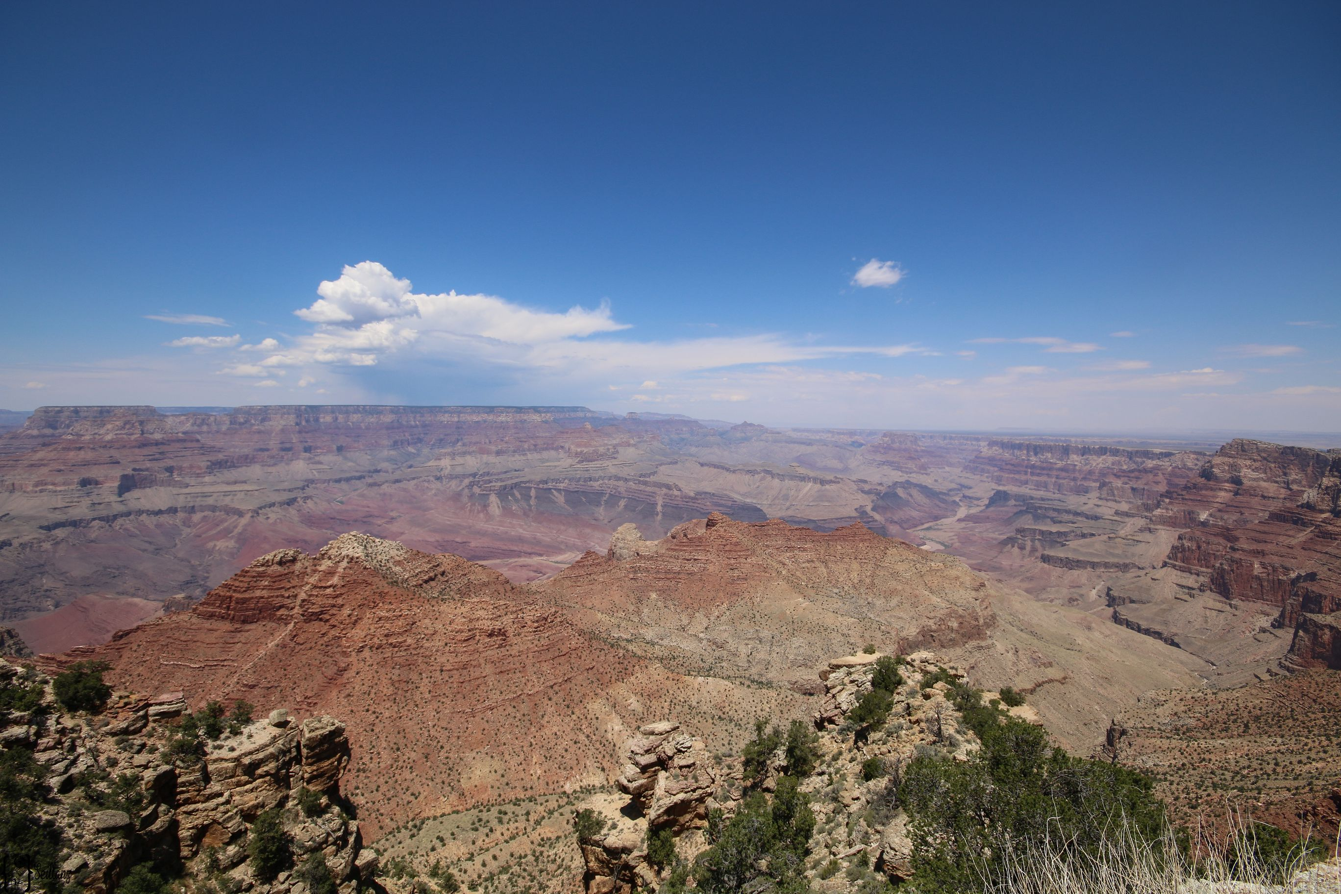 9 View Point Grand Canyon
