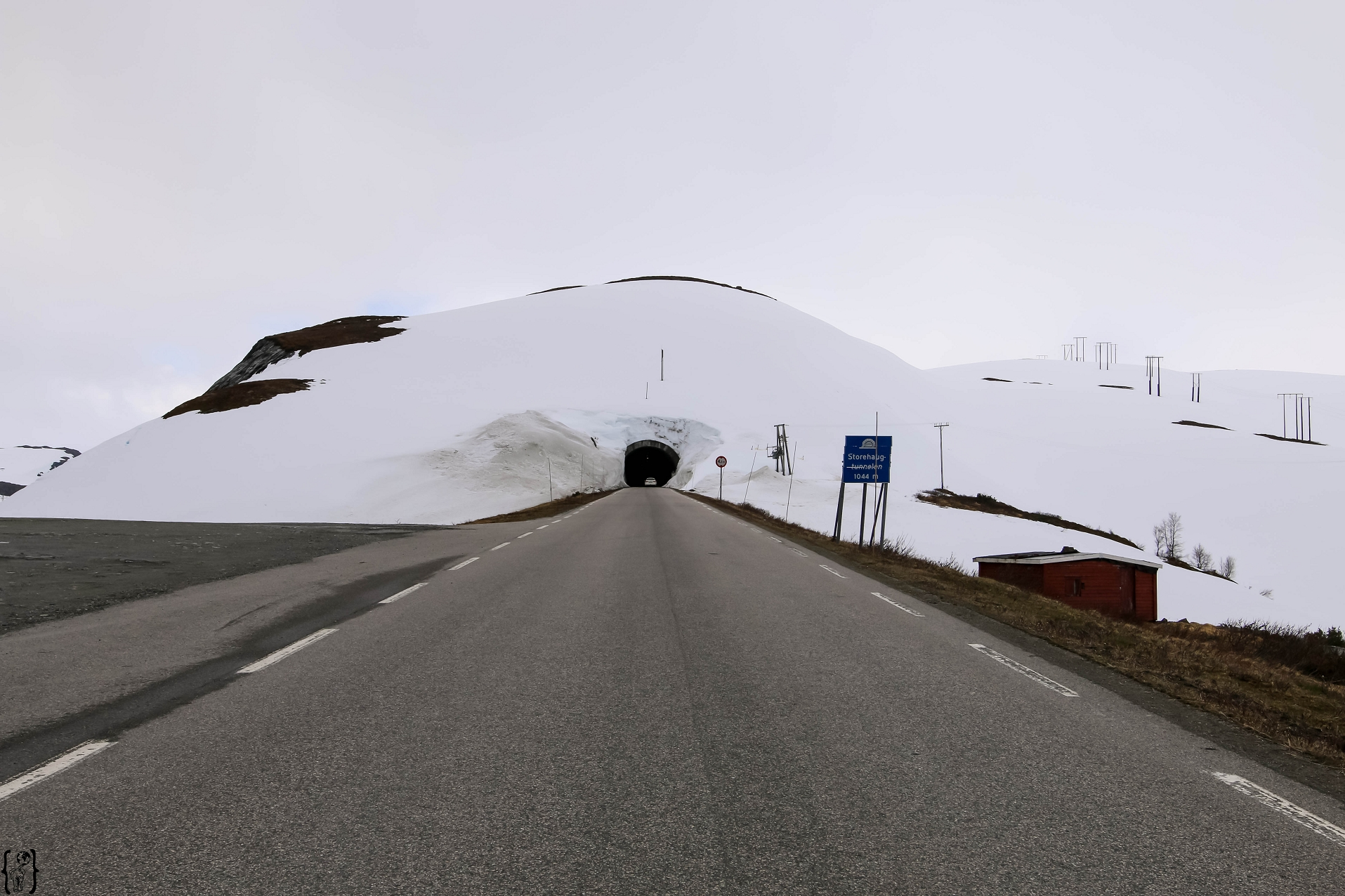 13 Tunnel Norwegen