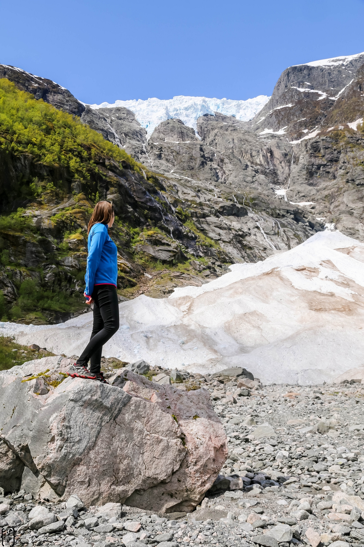23 Gletscher Supphellebreen