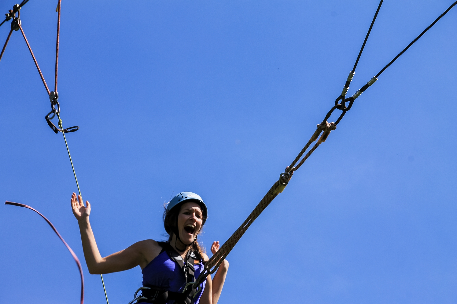 16 Giant Swing Attersee